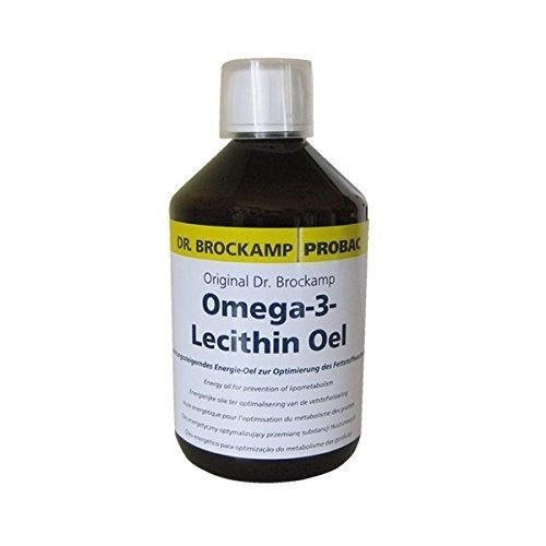 Dr. Brockamp Omega-3-Lecithin Oil - New York Bird Supply