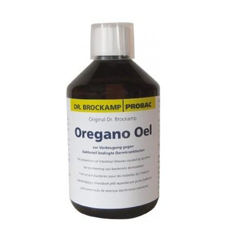 Dr.Brockamp Oregano Oil 500ML - New York Bird Supply
