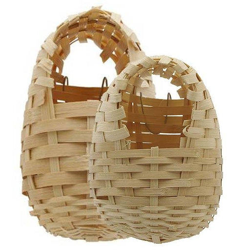 Hagen Living World Bamboo Bird Nest for Finches - New York Bird Supply