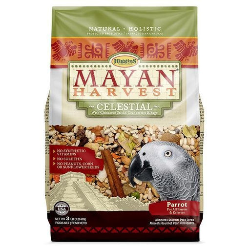 Higgins Mayan Harvest Celestial Parrot Food - New York Bird Supply
