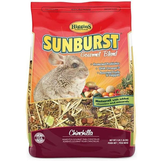 Higgins Sunburst Chinchilla - New York Bird Supply
