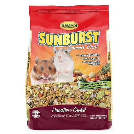 Higgins Sunburst Hamster & Gerbil - New York Bird Supply