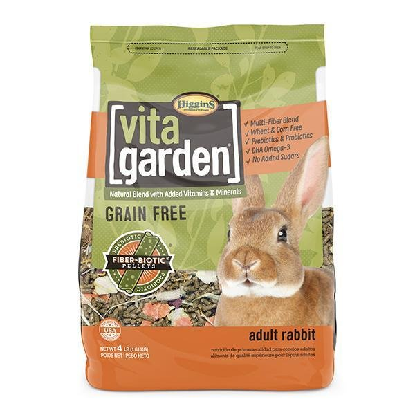 Higgins Vita Garden Adult Rabbit - New York Bird Supply