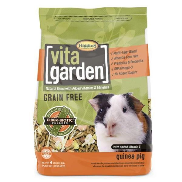 Higgins Vita Garden Guinea Pig - New York Bird Supply