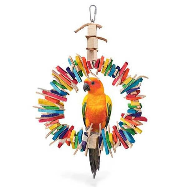 "JS30 24"" Ring - New York Bird Supply"