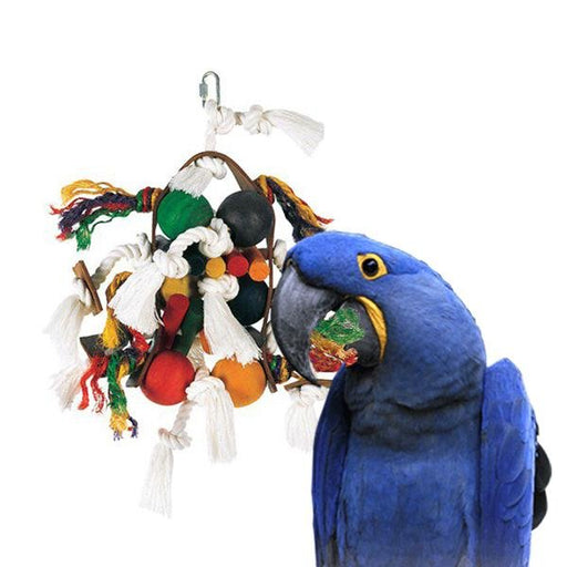 Junglewood Bird Toy - New York Bird Supply