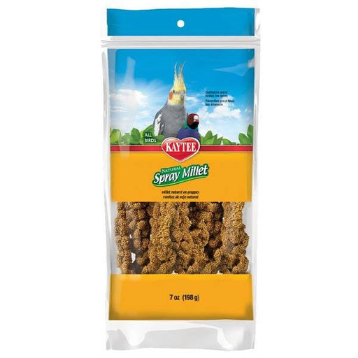 Kaytee Natural Spray Millet Bird Treats 7oz - New York Bird Supply
