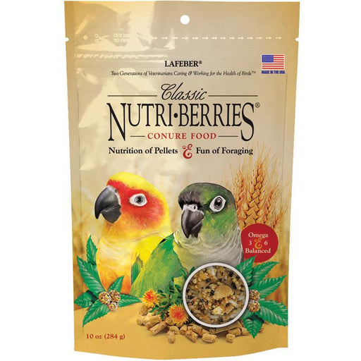 Lafeber Classic Nutri-Berries Conure - New York Bird Supply
