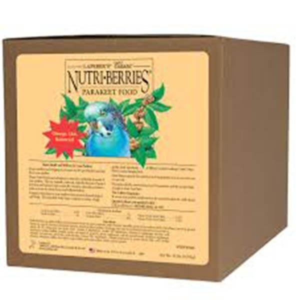 Lafeber Classic Nutri-Berries Parakeet - New York Bird Supply