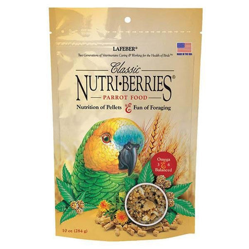 Lafeber Classic Nutri-Berries Parrot - New York Bird Supply