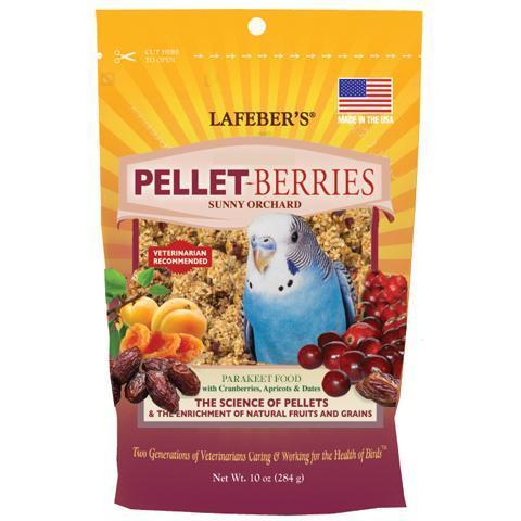 Lafeber Pellet-Berries for Parakeets - New York Bird Supply