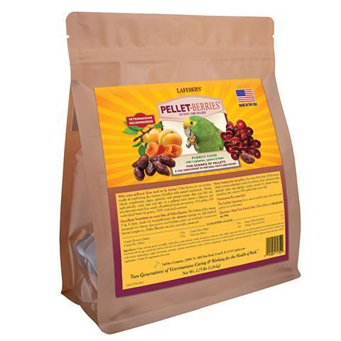 Lafeber Pellet-Berries for Parrots - New York Bird Supply