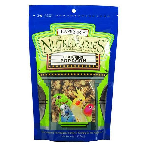 Lafeber Popcorn Nutri-Berries Cockatiel - New York Bird Supply