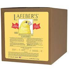 Lafeber Premium Diet Pellets Canaries - New York Bird Supply