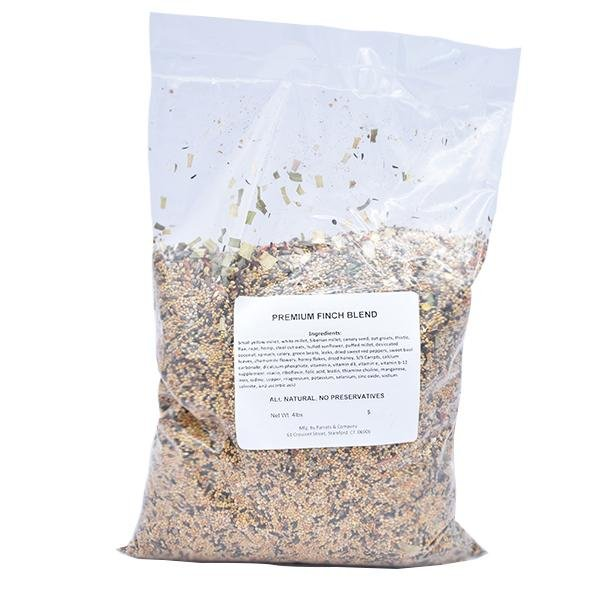 New England Premium Finch Blend - New York Bird Supply
