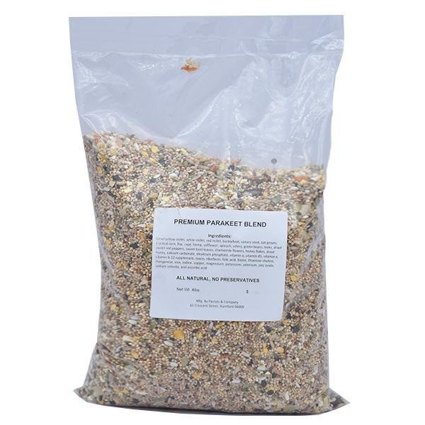 New England Premium Parakeet Blend - New York Bird Supply