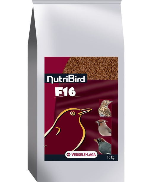 Nutri Bird F16 - New York Bird Supply