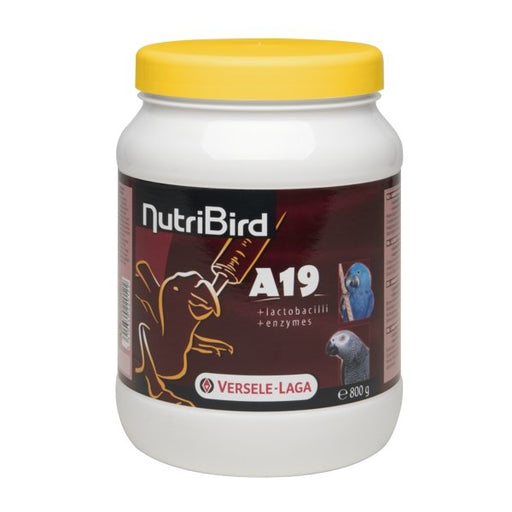 Nutri Bird Hand Rearing Formula A19 - New York Bird Supply
