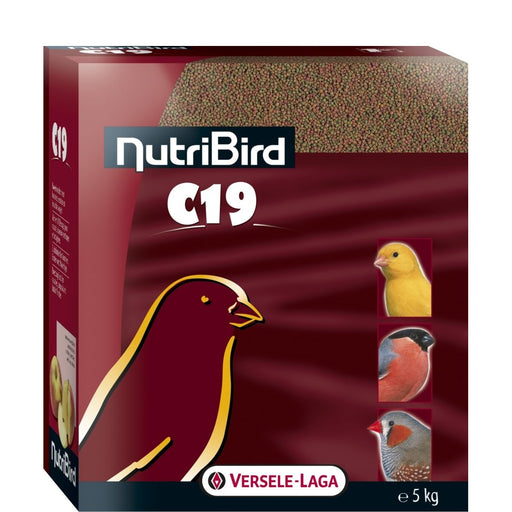 NutriBird C19 - New York Bird Supply