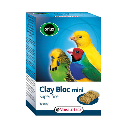 Orlux Clay Bloc Mini - New York Bird Supply
