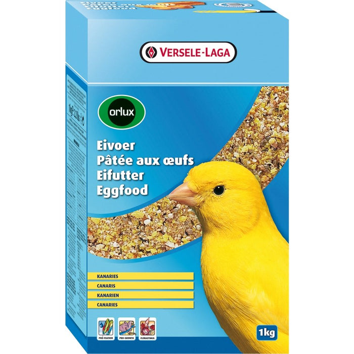 Orlux Eggfood Dry Canary - New York Bird Supply