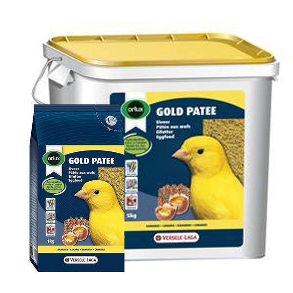 Orlux Gold Patee Canary Egg Food - New York Bird Supply
