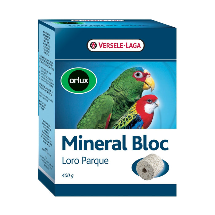 Orlux Mineral Bloc Loro Parque - New York Bird Supply