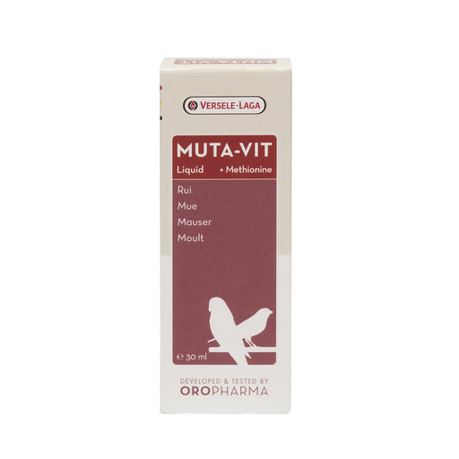 Oropharma Muta-Vit-Liquid - New York Bird Supply