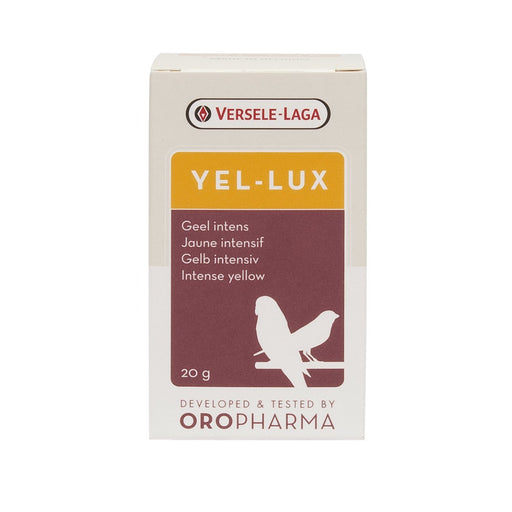 Oropharma Yel-Lux - New York Bird Supply