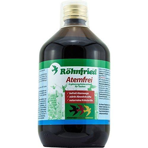 Rohnfried Atemfrei 500 ml - New York Bird Supply