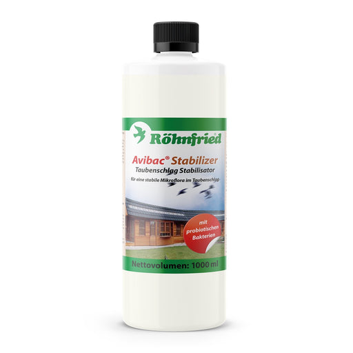 Rohnfried Avibac Stabilizer 1000 ml - New York Bird Supply