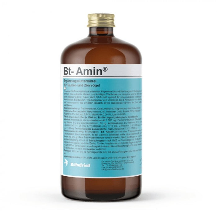 Rohnfried: Bt-Amin 1000 ml - New York Bird Supply