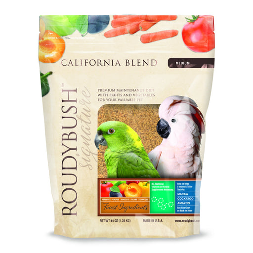 Roudybush California Blend Medium - New York Bird Supply