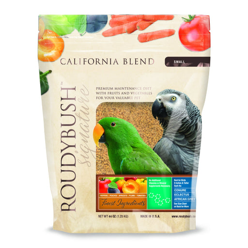Roudybush California Blend Small - New York Bird Supply