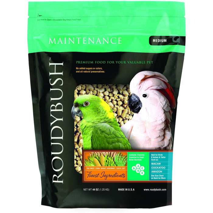 Roudybush Daily Maintenance Medium - New York Bird Supply