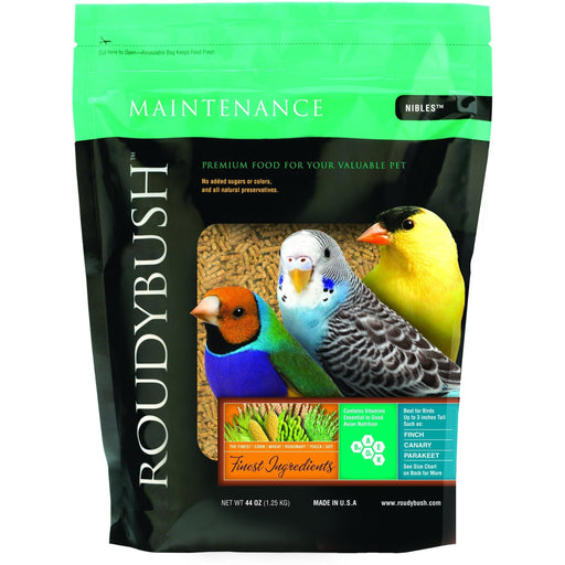 Roudybush Daily Maintenance Nibbles - New York Bird Supply