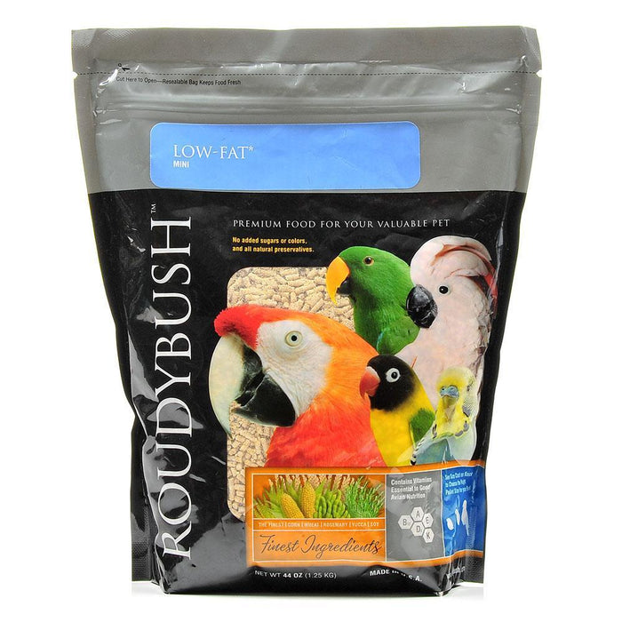 Roudybush Low Fat Maintenance Mini - New York Bird Supply