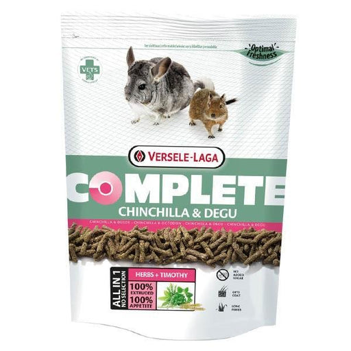 Versele-Laga Complete Chinchilla & Degu - New York Bird Supply