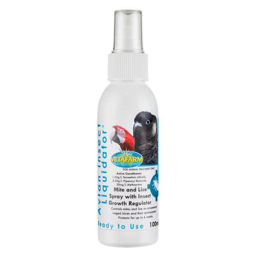 Vetafarm Avian Insect Liquidator - New York Bird Supply