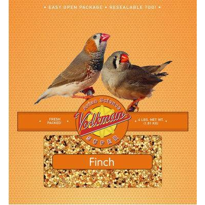 Volkman Avian Science Finch 40lb - New York Bird Supply