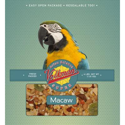 Volkman Avian Science Macaw 4lb - New York Bird Supply