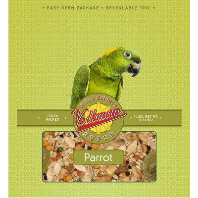 Volkman Avian Science Parrot 4lb - New York Bird Supply