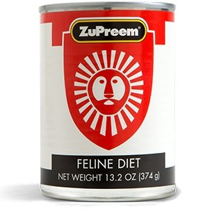 Zupreem Feline Diet Cans 12/13.2 Oz Cans - New York Bird Supply