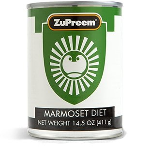 Zupreem Marmoset Diet Cans 12/14.5 Oz Cans - New York Bird Supply