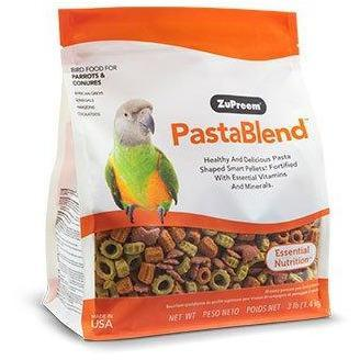 ZuPreem PastaBlend- Parrots/Conures - New York Bird Supply