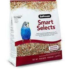 Zupreem Smart Selects Small Birds (Parakeet) - New York Bird Supply