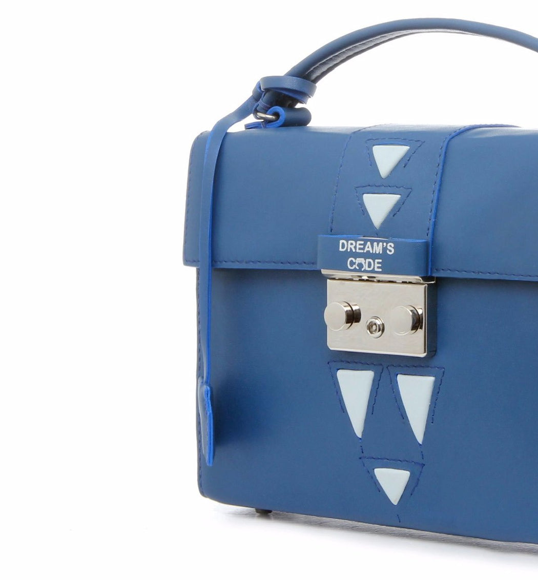 BLUE ICE handbag