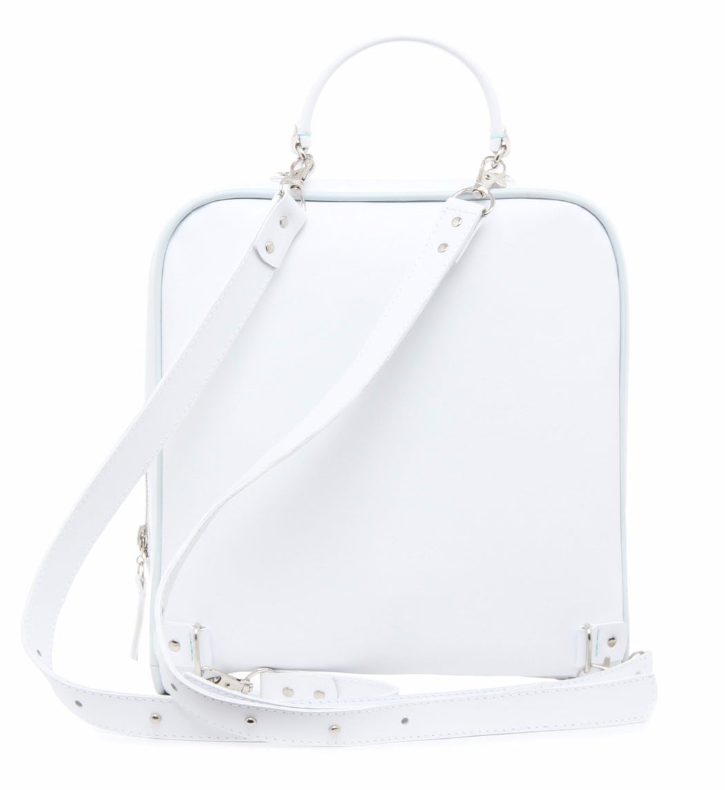 WHITE ICE backpack