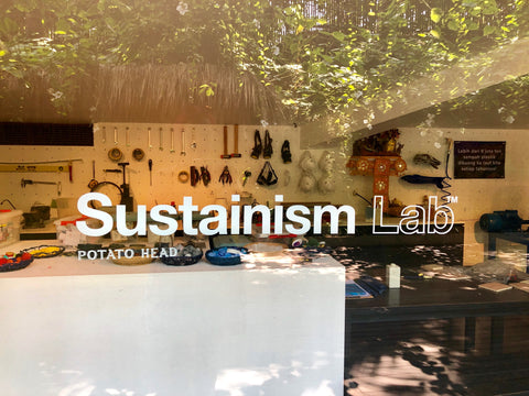 Sustanism lab at potato head