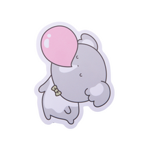 3 Sticker Pink Pack - Luna Koala